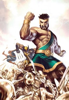 MArvel's Hercules.