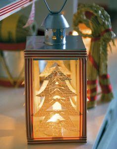 Lav en hyggelig julelygte til decembermørket