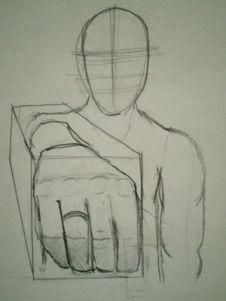 Foreshortenting Breadth   Drawing the Figure in Perspective