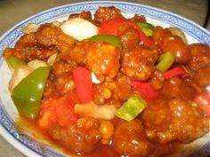Cucina di Mama: Chinese zoet-zure kip ***