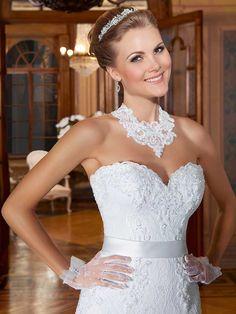 Gardênia 31 - frente (detalhe) #coleçãogardenia #vestidosdenoiva #noiva #weddingdress #bride #bridal #casamento #modanoiva