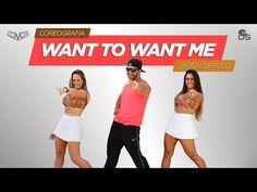 Want To Want Me - Jason Derulo Cia Daniel Saboya (Coreografia) - zumba ideas YouTube