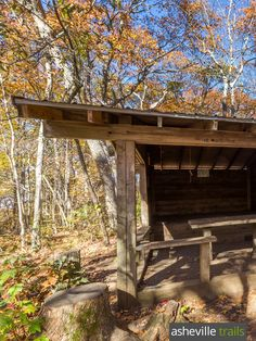 Hike the Appalachian Trail to the Standing Indian shelter near Franklin, NC