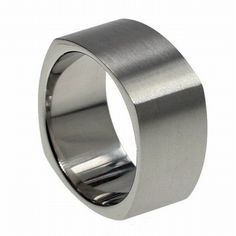 316L stainless steel ring with matte polish (Sizes 5-14)stone - Width: 7mm (Sizes 8-12) Rings - Stainless Steel, http://www.amazon.com/dp/B000X5HMQW/ref=cm_sw_r_pi_dp_k90-qb1Z9FC1Z
