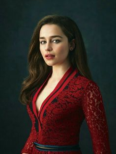 Beautiful Emilia Clarke