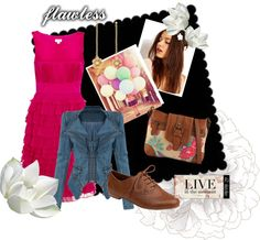 """""""Live in the moment"""" by bonnieai on Polyvore"""