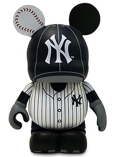 MLB - New York Yankees not sure if it should go in baseball or disney