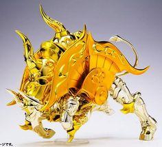 Saint Seiya: Soul of Gold: Arriva Taurus Aldebaran [FOTO]