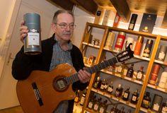 Robin Laing visit our shop hannover-whisky.de ...