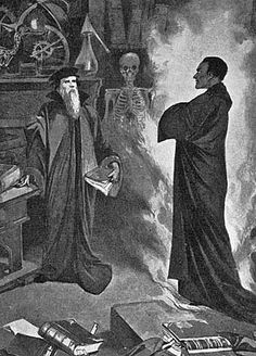 John Griffing at American Thinker has penned a thoughtful piece about the decline of the West and Islam's subsequent rise. Faust Goethe, Goethe's Faust, Paranormal, Christopher Marlowe, Occult Art, Goth Art, Macabre, Dark Art, Wicca