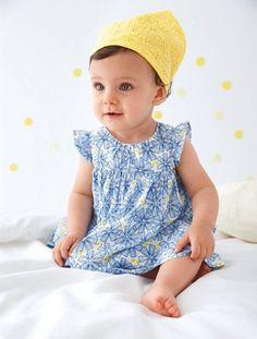 24,99€ Conjunto 2 prendas bebé vestido y cinta para el cabello