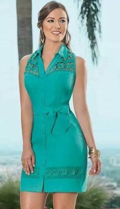 Moda fashion mujer chic simple Ideas for 2019 Trendy Dresses, Cute Dresses, Beautiful Dresses, Casual Dresses, Short Dresses, Fashion Dresses, 50s Dresses, Dress Long, Elegant Dresses