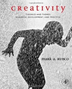 Creativity: Theories and Themes: Research, Development, and Practice 1st (first) Edition by Runco, Mark A. published by Academic Press (2006) - http://www.healthbooksshop.com/creativity-theories-and-themes-research-development-and-practice-1st-first-edition-by-runco-mark-a-published-by-academic-press-2006/