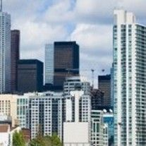 Property in Canada increased by 5 %