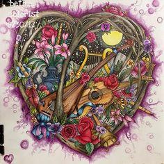 Escape to Shakespeare's World by Good Wives and Warriors #escapetoshakespearesworld #goodwivesandwarriorscoloringbooks #coloringsecrets #beautifulcoloring #addictioncolour #coloring_masterpieces #arte_e_colorir #friendswhocolour #colouringforadults #coloringfreak #adultcolouring #adultcoloring #shitilovetocolor #coloursoft #carandache #prismacolor #polychromos #holbeinartistscoloredpencil #bayan_boyan #coloringforfun #colorworld #wonderfulcoloring #ColoringMasterpiece…