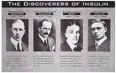 Discovery of Insulin 11 Jan 1922 In January 1922 in Toronto, a boy was chosen as the first person with diabetes to receive insulin. The test was a success and insulin was discovered. Frederick Banting, Group Of Seven, Type 1 Diabetes, 14 Year Old, Save My Life, Old Boys, Discovery, Medicine, 1920s