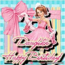 birthday greetings for my daughter - Google Search