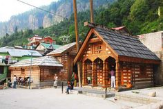 About Vashisht is small and beautiful village situated on the bank of river Beas. Vashisht is situated 3 km from Manali. Vashisht is also famous for its