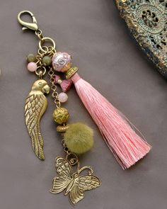Mehr als 300 TQ Metall Artikel - DIY Schmuck - Tassel Jewelry, Beaded Jewelry, Jewelery, Beaded Bracelets, Handmade Keychains, Handmade Jewelry, Micro Macramé, Diy Schmuck, Bijoux Diy