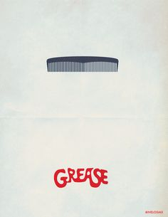 minimalist_movie_poster__grease_by_nelos-d4sasdd.jpg 850×1,100 pixels