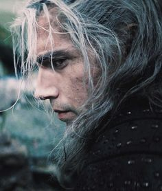 Henry Cavill as Geralt of Rivia The Witcher Series, The Witcher Books, The Witcher Game, The Witcher Geralt, Witcher Art, Henry Cavill, The Witcher Wallpapers, Yennefer Of Vengerberg, Wild Hunt