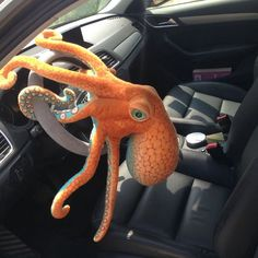 Simulation Plush Squid Octopus Toy Creative Stuffed Lucky Fish Ocean Animal Doll Kids Birthday Gift Home Shop Decor Triver Octopus Stuffed Animal, Octopus Plush, Cute Octopus, Stuffed Animals, Octopus Squid, Stuffed Toys, Pet Toys, Doll Toys, Dolls