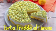 TORTA FREDDA AL LIMONE Ricetta facile - Fatto in casa da Benedetta - YouTube Nutella, Yogurt, Cheesecake, Biscotti, Frozen Treats, Italian Recipes, Sweet Recipes, Food And Drink, Cooking Recipes