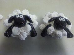 Shaun the Sheep Cupcakes | Flickr - Photo Sharing!