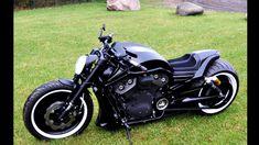 "▷ Harley Davidson V Rod ""Rod"" by Fredy motorcycles bmw yamaha for women gear girl harley tattoo Harley Davidson V Rod, Harley Davidson Street Glide, Harley Davidson Pictures, Harley Davidson Motorcycles, Custom Motorcycles, Custom Bikes, Custom Baggers, Indian Motorcycles, Custom Cycles"