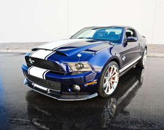 Dang! The most beautiful car in existence. Ford Mustang
