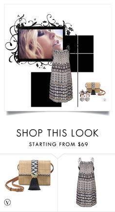 """Black/White"" by petalp ❤ liked on Polyvore featuring Stella & Dot, Star Mela and J.Crew"