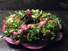 Flower wreath - uploaded by Jose van Neer