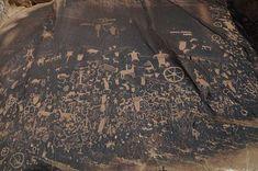 Pictographs  Anasazi People
