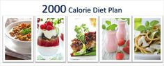 The 2000 Calorie Diet Plan provides:   - Perfectly balanced diet to lose weight during intensive training   - Losing weight from 2 up to 4 pounds a week  - Leads to positive changes of your body - fat loss and muscle development at the same time   - Fully balanced diet without starving, depression and yo-yo effect