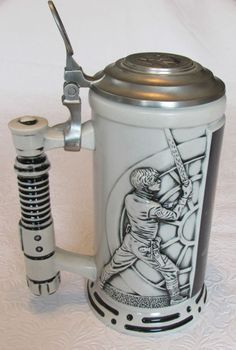 amazoncom star wars special edition stein home decor products