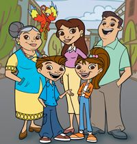 August is National Family Fun Month!