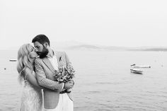 Καλοκαιρινος γαμος στην Ευβοια   Ελενη & Νικος - Love4Weddings Black White Photos, Black And White, Summer Wedding, Wedding Photos, Couple Photos, Couples, Marriage Pictures, Couple Shots, Black N White
