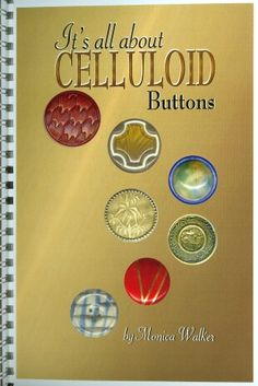 Studio Button Book