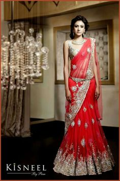 pretty #saree #indian wedding #fashion #style #bride #bridal party #brides maids #gorgeous #sexy #vibrant #elegant #blouse #choli #jewelry #bangles #lehenga #desi style #shaadi #designer #outfit #inspired #beautiful #must-have's #india #bollywood #south asain