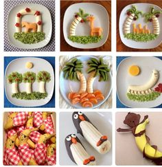 There Are Lots of Arrangements Fruit Might Be Displayed In - Life ideas Easy Food Art, Amazing Food Art, Creative Food Art, Food Art For Kids, Diy Food, Cute Snacks, Fun Snacks For Kids, Cute Food, Kids Meals