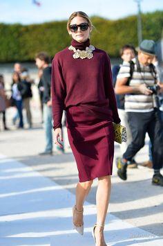 Мода и стиль: Модный тренд весна-лето 2015: монохромный total look