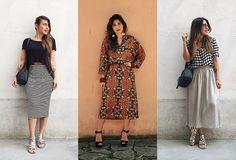 Midi - Smal Fashion Diary