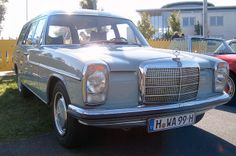 Mercedes Benz W115 220 D Station Wagon by Henrik S., via Flickr