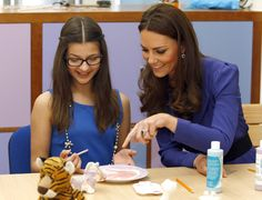 Kate Middleton to spend second wedding anniversary at Children's hospice  16 APRIL 2013    Kate Middleton will visit a children's hospice on the second anniversary of her wedding to Prince William, Clarence House has confirmed.    Pregnant Kate will spend the day away from her husband on 29 April as she visits Naomi House near Winchester in Hampshire, which was opened by Prince Charles in 1997.