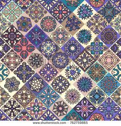 Find Colorful Vintage Seamless Pattern Floral Mandala stock images in HD and millions of other royalty-free stock photos, illustrations and vectors in the Shutterstock collection. Pattern Floral, Black Carpet, Cheap Carpet Runners, Vintage Colors, Printing On Fabric, Mosaic, Royalty Free Stock Photos, Mandala, Texture