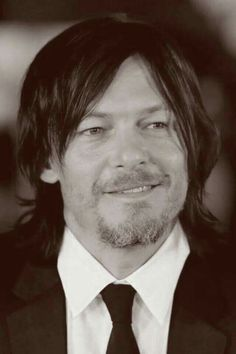 Norman and his grin♡♡♡