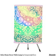 """40% OFF Boho Home Designer  Lamps. Feel Good Fashion & Living®  www.marijkeverkerkdesign.nl"""