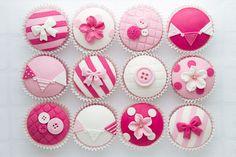 Ideas originales para decorar tus cupcakes con fondant | Fondant, Cupcakes, Cake Pops, Tartas Fondant, Cursos y mucho más!