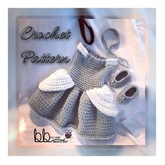 This is a listing for my PATTERN ONLY of my Cinderella Princess Set - Crochet Instructions for Dress, Shoes, and Headband, Choker This set was designed with love and imagination <3 By far my new favorite creation yet! Every little baby girl needs to be Cinderella! Weather its a newborn photo shoot, a one year milestone, Any Disney Park adventure, Halloween costume, or simply to just play dress up. Any Disney lover is sure to go crazy with this little girls set! This set makes for a great...