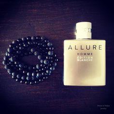 The House of Adam Black Collection. Black is always elegant! #House of Adam #menjewelry #mensbracelet #chanel